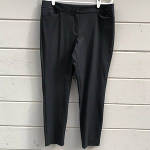 Nordstrom collection black pants size 12